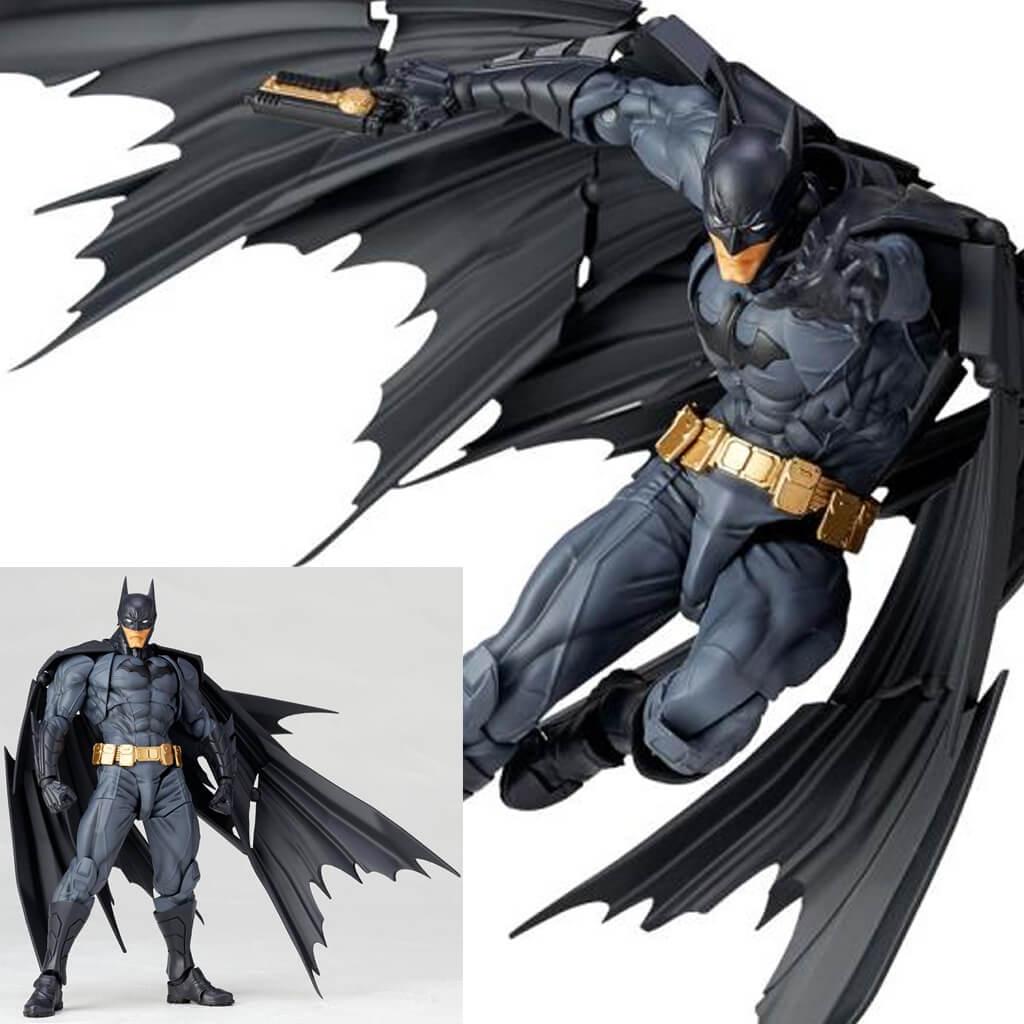 Batman No.009 - Amazing Yamaguchi Revoltech