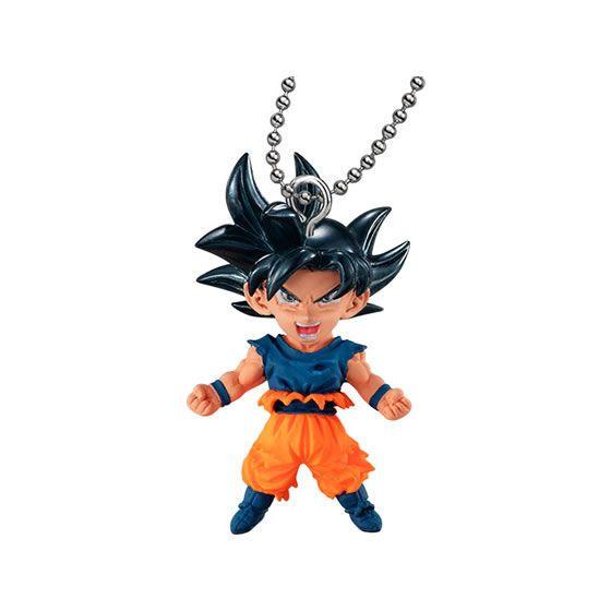 "DB SUPER UDM THE BRUST 37 Son Goku (selfish self ""sign"")"