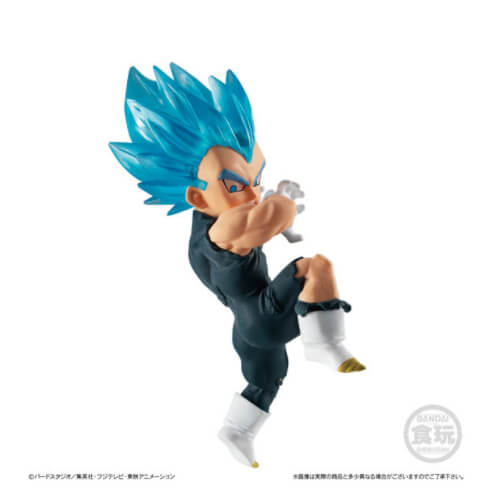 Dragon Ball Adverge Motion 4 – Son Goku Super Saiyan God Super Saiyan