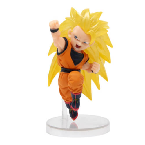 Dragon Ball Adverge Motion 4 – SUPER SAIYAN 3 GOKU (ORANGE)