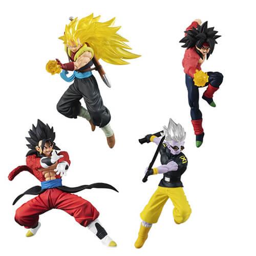 กาชาปองดรากอนบอล Dragon Ball Super VS DB Battle Figure Series 13