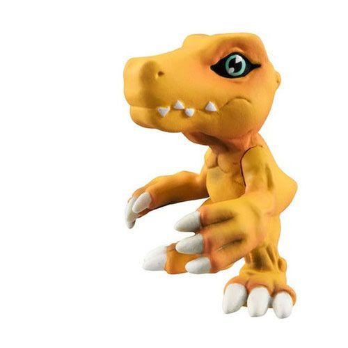 โมเดลดิจิมอนของแท้ - Digimon The 1st Collective Figure No.1
