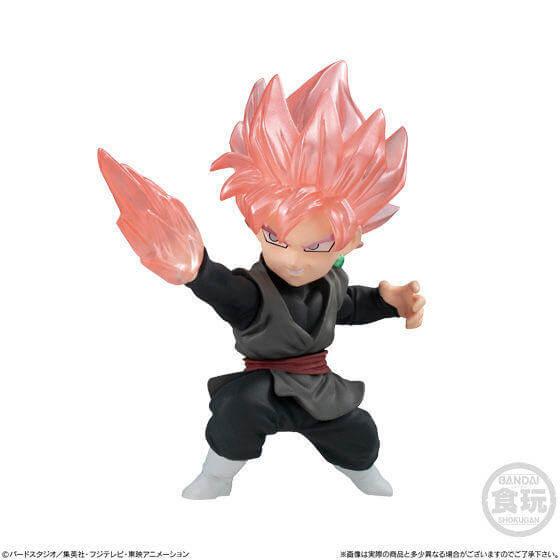 DRAGONBALL ADVERGE MOTION 1 - Goku Black (Super Saiyan Rose)