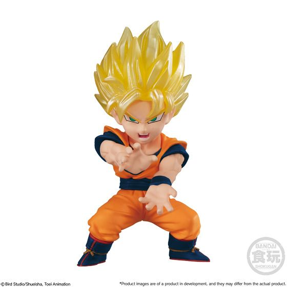 DRAGONBALL ADVERGE MOTION 1 - Super Saiyan Son Goku