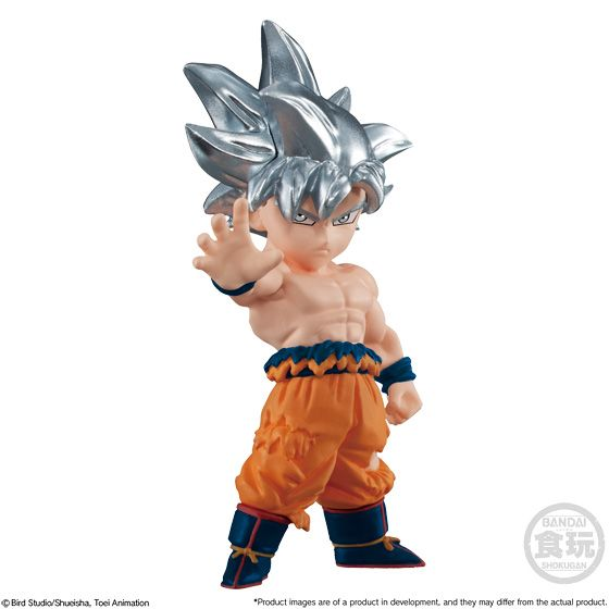 DRAGONBALL ADVERGE MOTION 1 - Ultra Instinct Goku