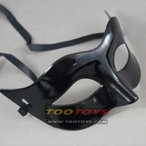 หน้ากากแฟนซี รุ่น หน้ากากคาดตา สีดำ - Venetian Collection