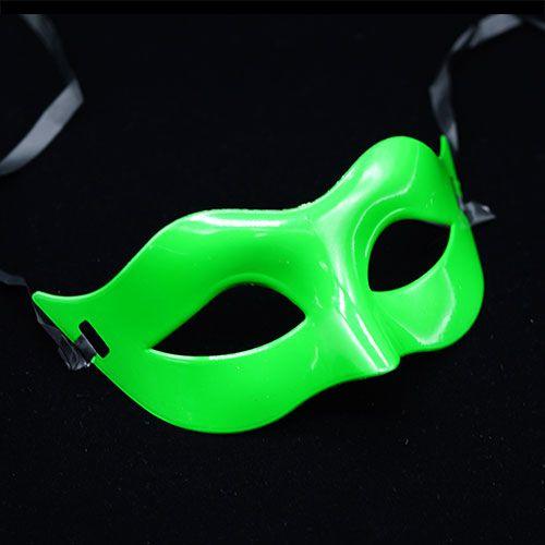 หน้ากากแฟนซี รุ่น หน้ากากคาดตา สีเขียว - Venetian Collection