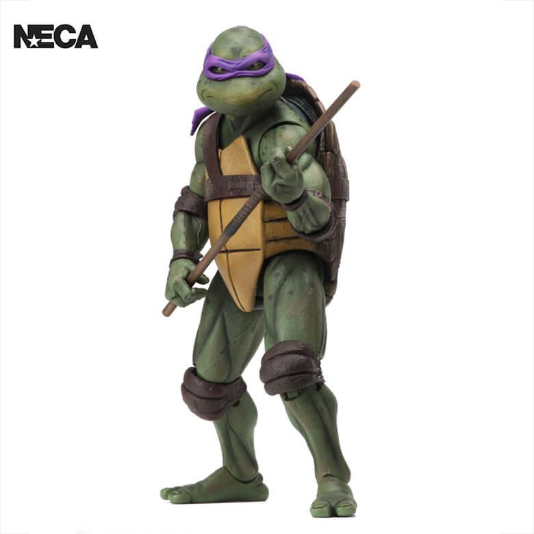 NECA TMNT - Donatello 1990 Movie
