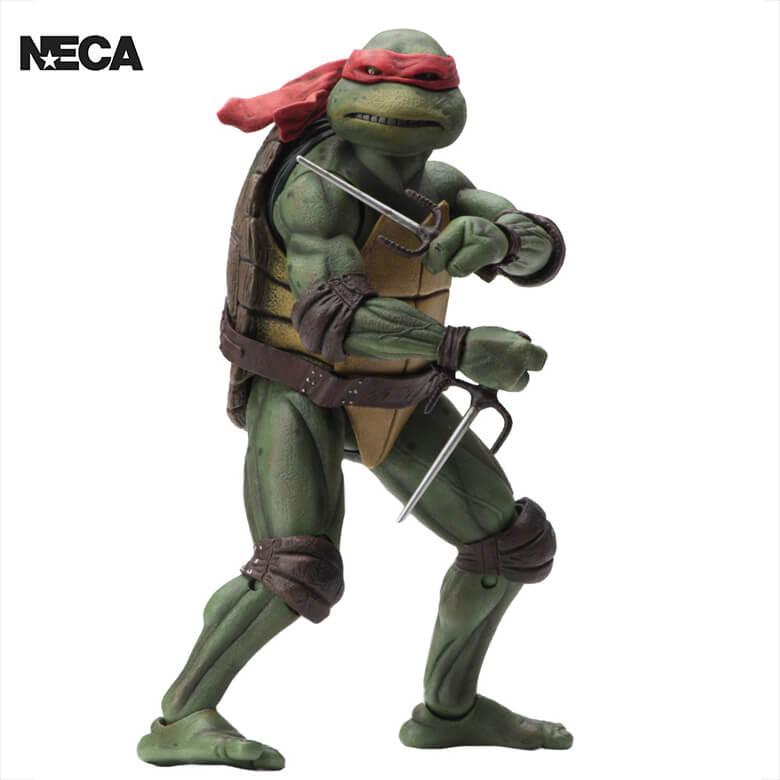 NECA TMNT - Raphael 1990 Movie