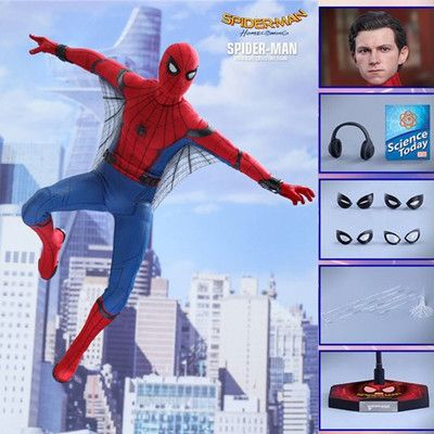 SPIDERMAN HOMECOMING 1/6 HC TOY