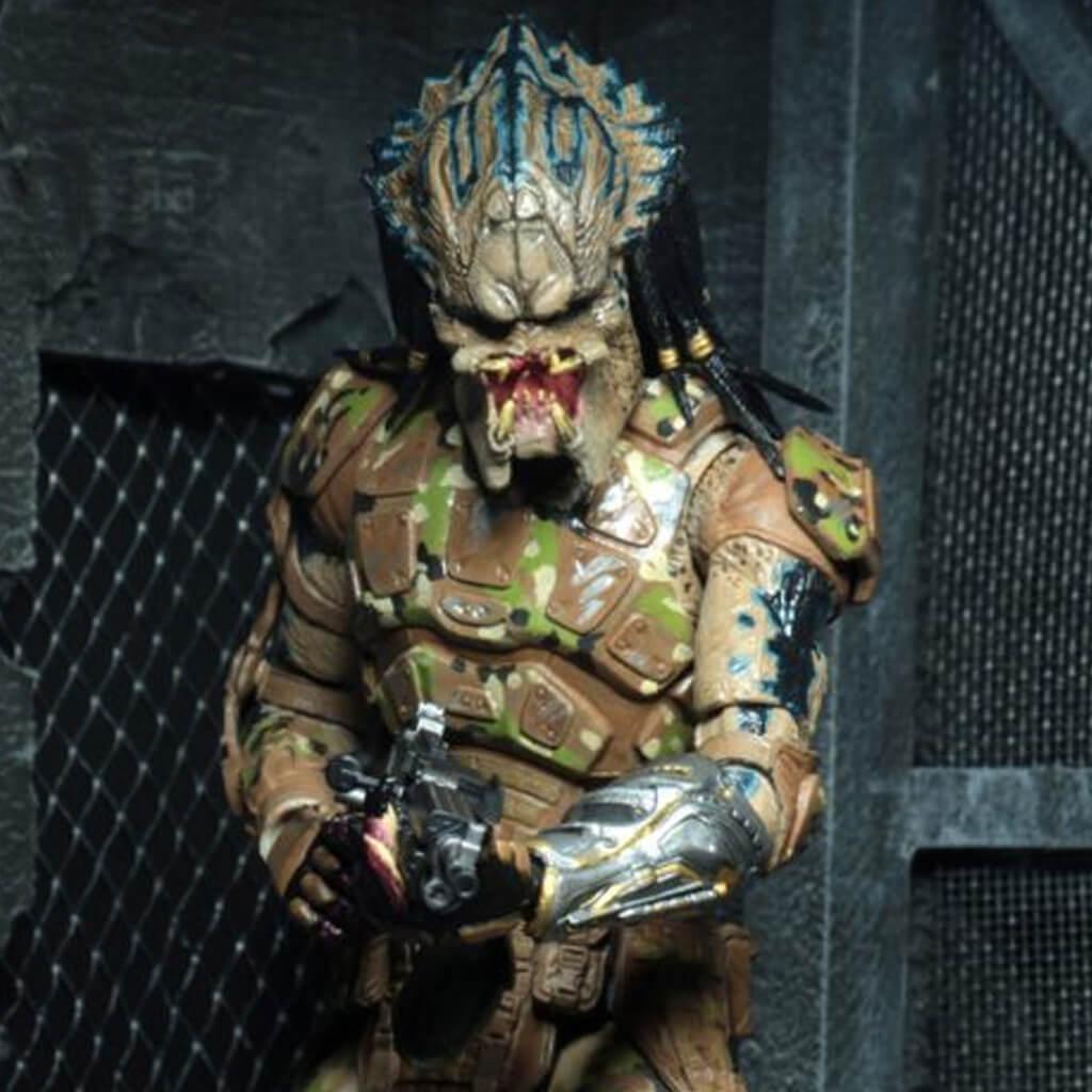 "Predator (2018) – 7"" Scale Action Figure – Ultimate Emissary #2"