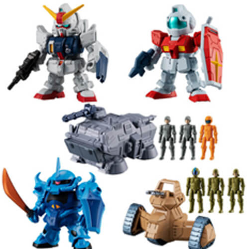 Mobile Suite Gundam Micro Wars 02