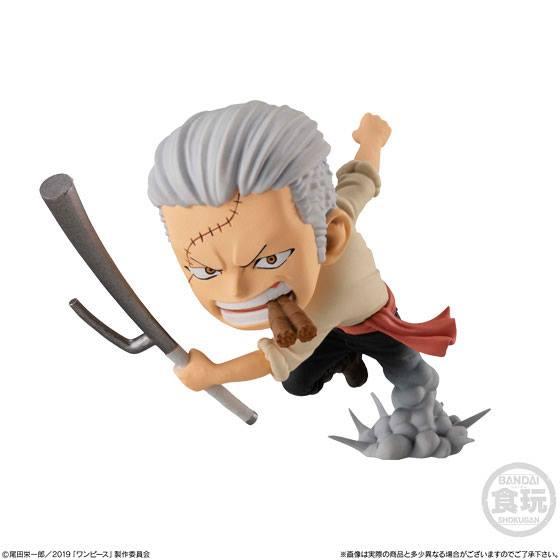 โมเดล One Piece Adverge Motion Stampede : Smoker