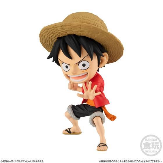 โมเดล One Piece Adverge Motion Stampede : Monkey D Luffy
