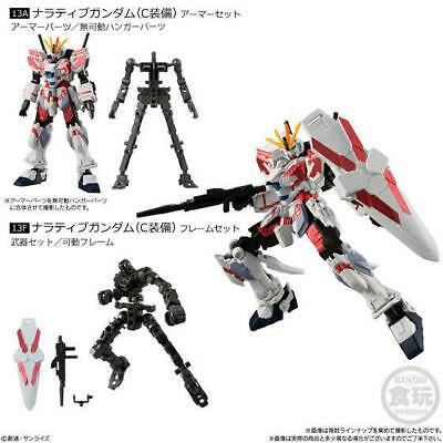 Mobile Suit Gundam G-Frame Vol.5 No.13 Narrative Gundam