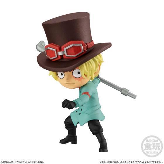 โมเดล One Piece Adverge Motion Stampede : Sabo
