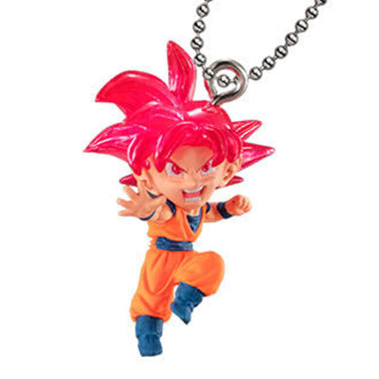 DB SUPER UDM THE BEST 31 : SSG Son Goku