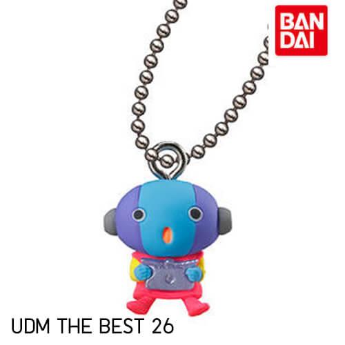 พวงกุญแจดรากอนบอลของแท้ รุ่น UDM THE BEST 26 - Zenoh