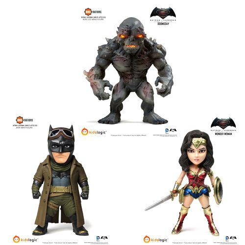 Kids Nations DC02, Batman V Superman: Dawn Of Justice ของแท้ ชุด 2