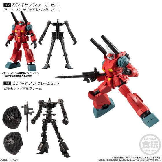 Mobile Suit Gundam G-Frame Vol.6 - RX-77-2 Guncannon