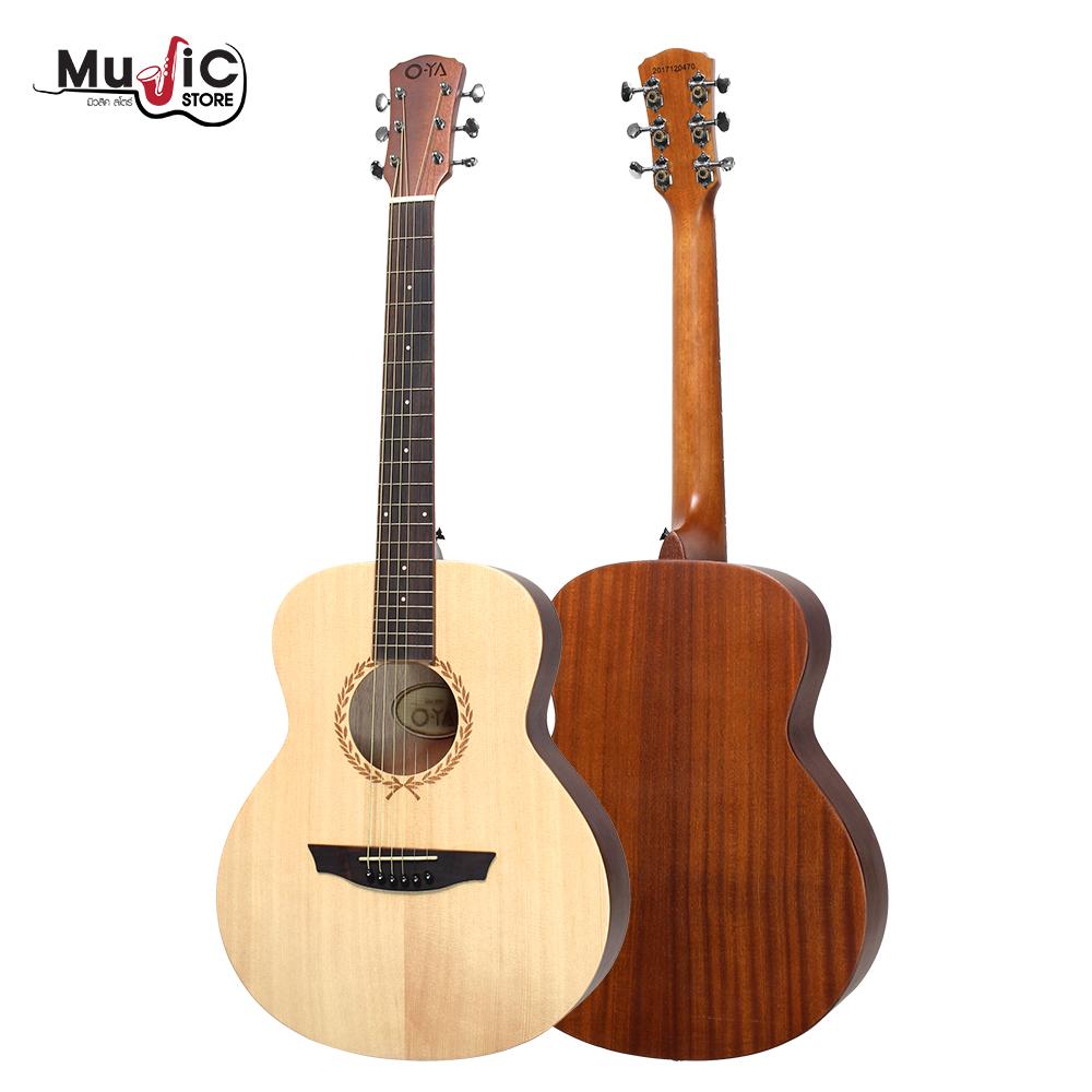 O-YA MINI SSP Acoustic Guitar ( Solid Top )