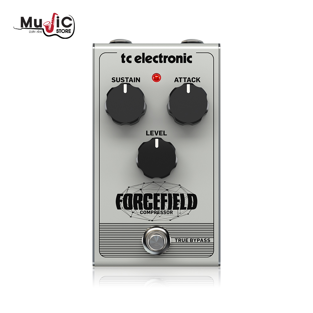 TC Electronic Forcefield Compressor Effects Pedal