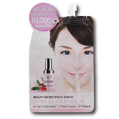 Nami Beauty Secret White Serum 1 Sachet