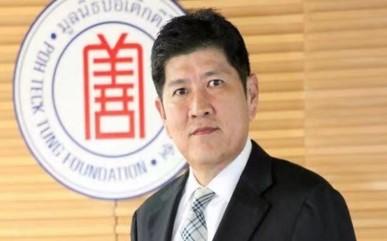 继往开来,任重道远 ——蚁凡先生正式接任泰国华侨中医院院长