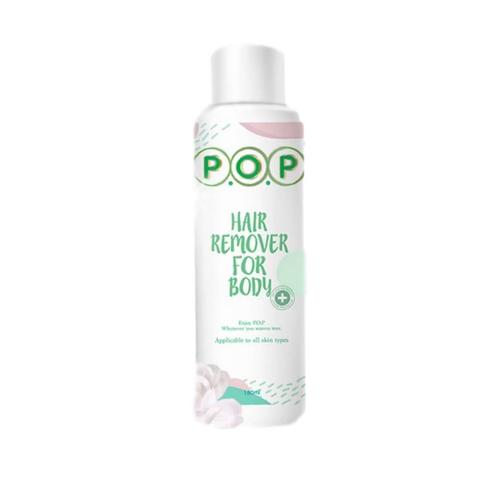 P.O.P Hair remover for bod yมูสกำจัดขน