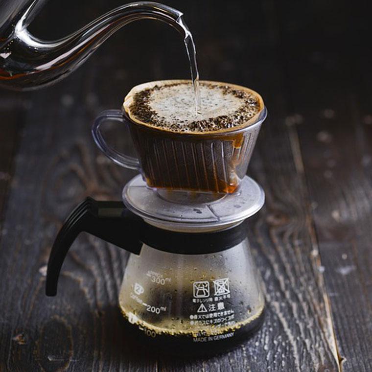 วิธีทำกาแฟดริป (Drip / pour - over )