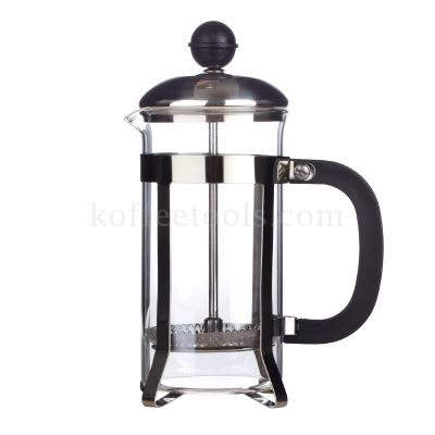 เครื่องชงกาแฟ French press 350ml จุกสีดำ