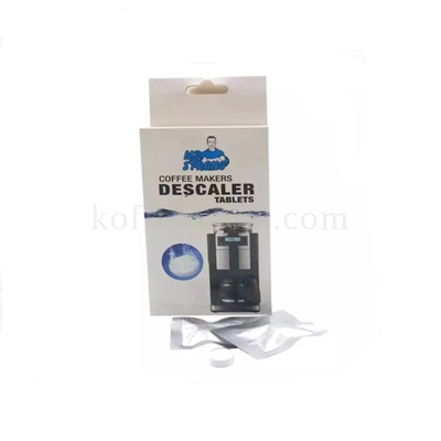 Coffee maker descaler tablets 6 เม็ด/กล่อง