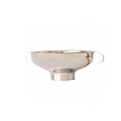 แหวนครอบด้ามชงกาแฟสแตนเลส 58 mm