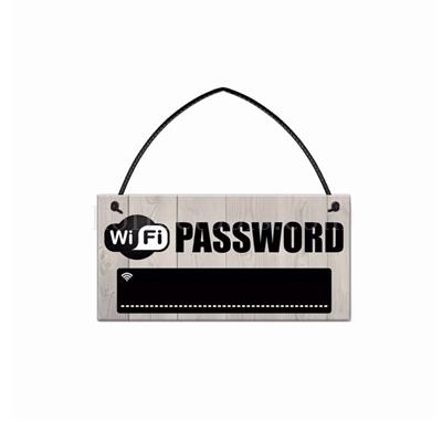 กระดานไม้ wifi password