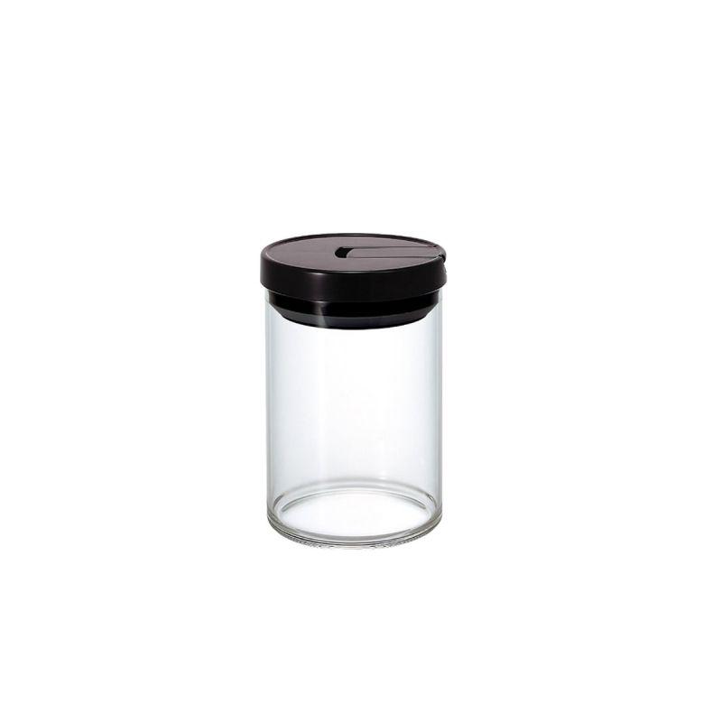 โหลเก็บเมล็ดกาแฟ Hario / HARIO(013) Coffee Canister M/ Black-MCN-200B