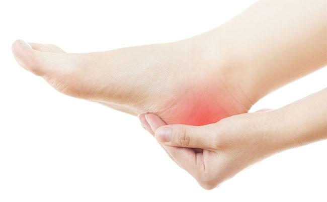 บริหารง่ายๆ แก้เจ็บส้นเท้า