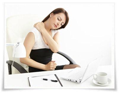 นั่งนาน มาออกกำลังกายคลายปวดเมื่อยกันดีกว่า