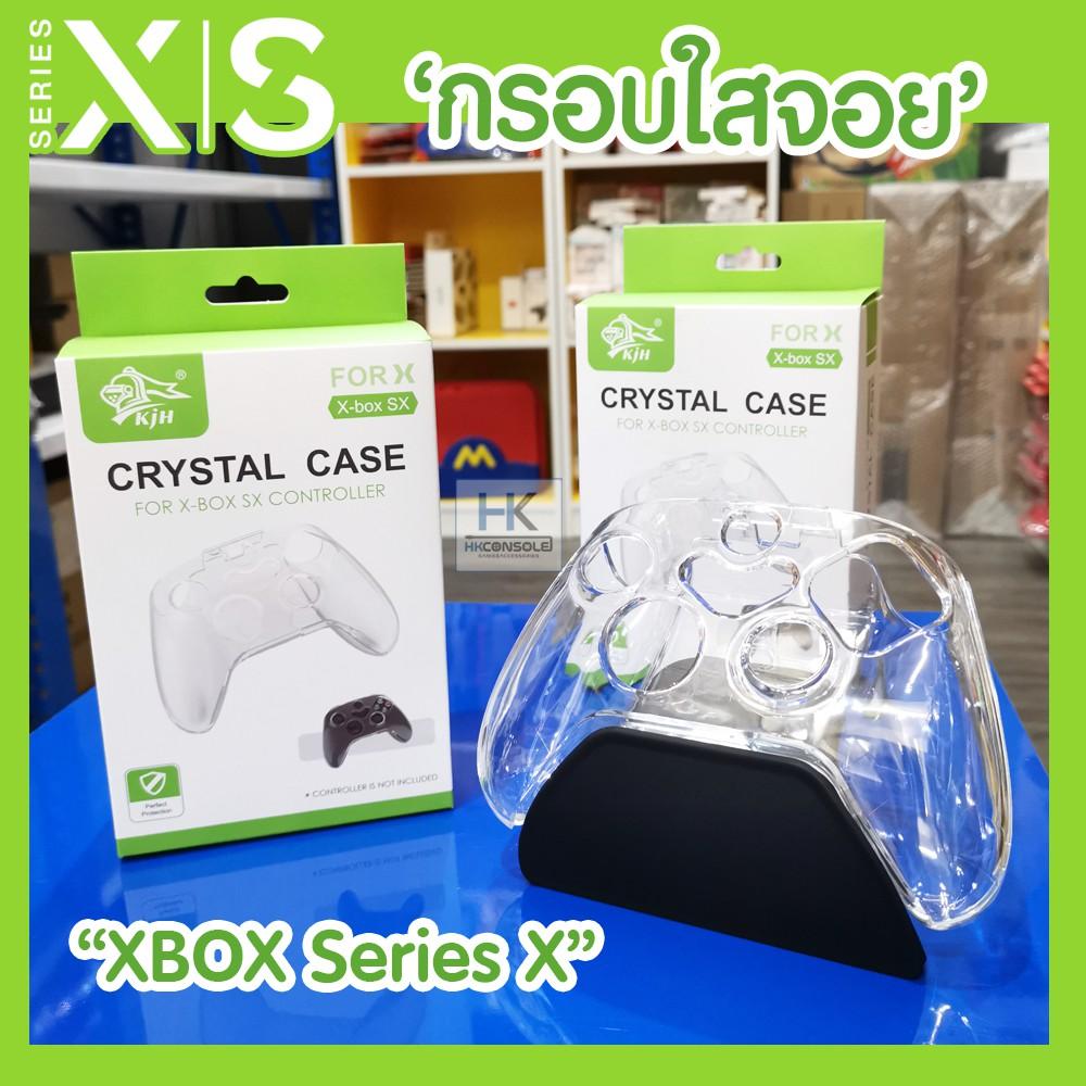 KJH™กรอบใสจอย รุ่น Xbox Series X : Crystal Clear Case เคสใสจอย Xbox Gen3 รุ่นใหม่ Series X