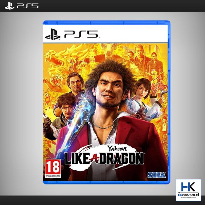 PS5 : Yakuza : Like a Dragon