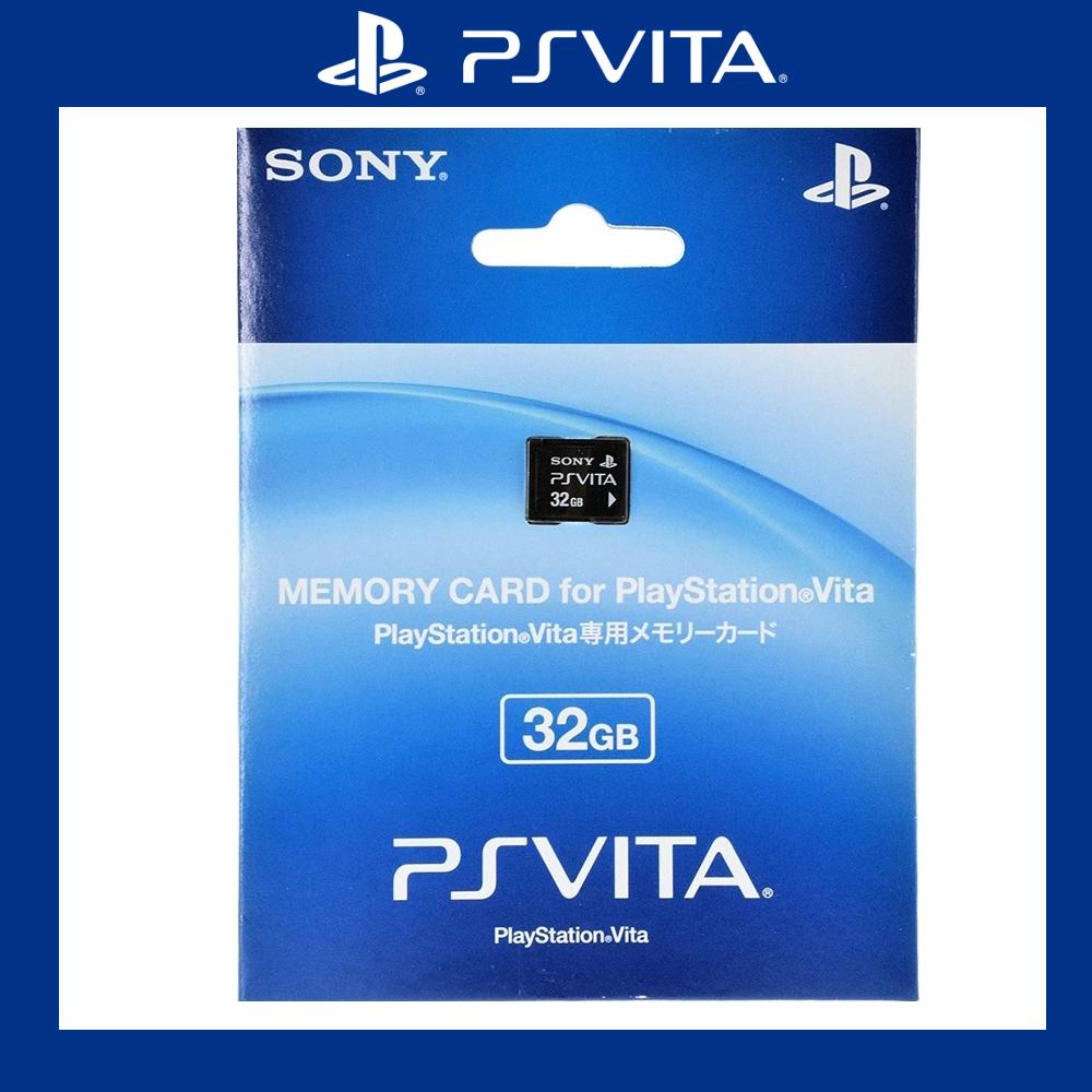 เมมโมรี่การ์ด PSVITA - 32 GB