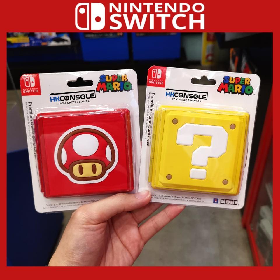 Premium Game Card : กล่องเก็บเกมการ์ด (เก็บได้ 12 แผ่น)