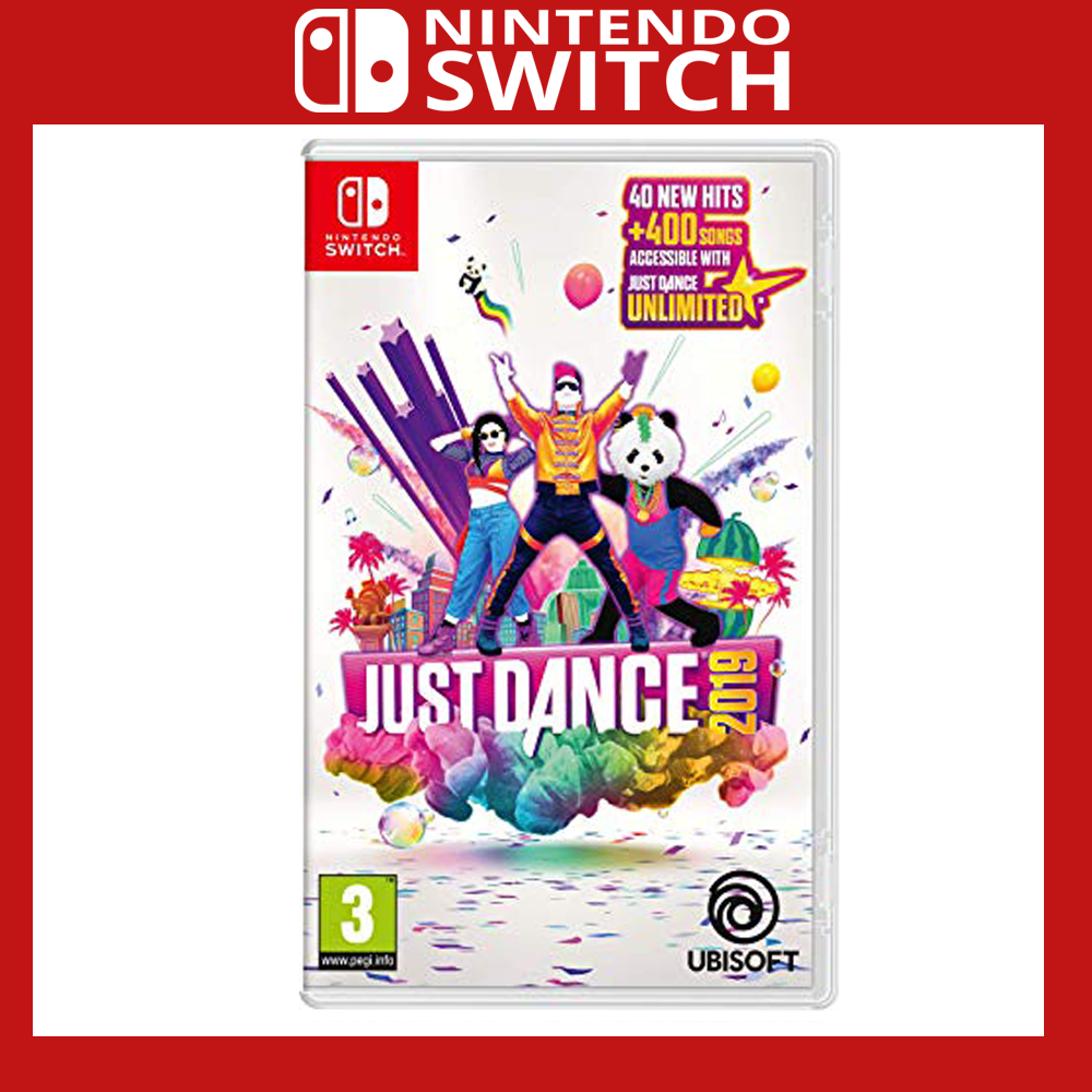 JUST DANCE 2019 for Nintendo Switch