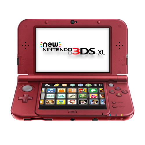 New Nintendo 3DS XL *Red [US]