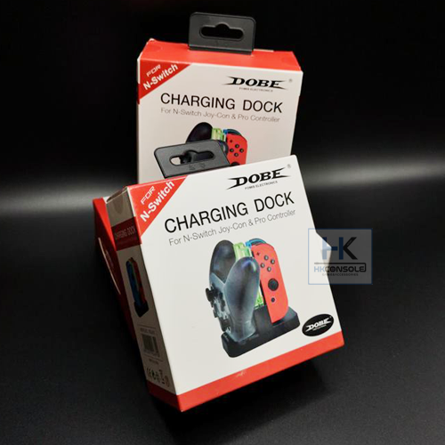 Charging Dock For Joy-con & Pro Controller Switch