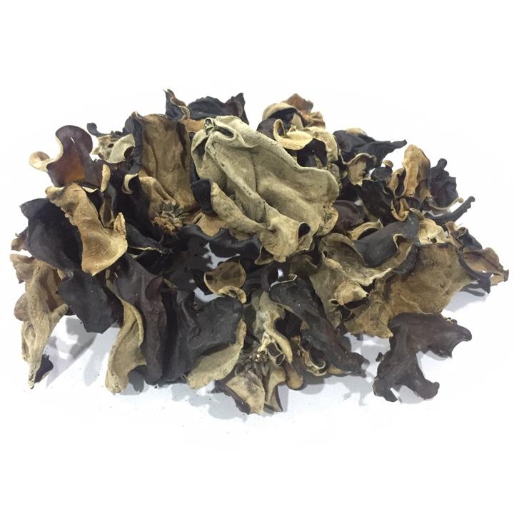 Black Mushroom Thai nature (White fur)