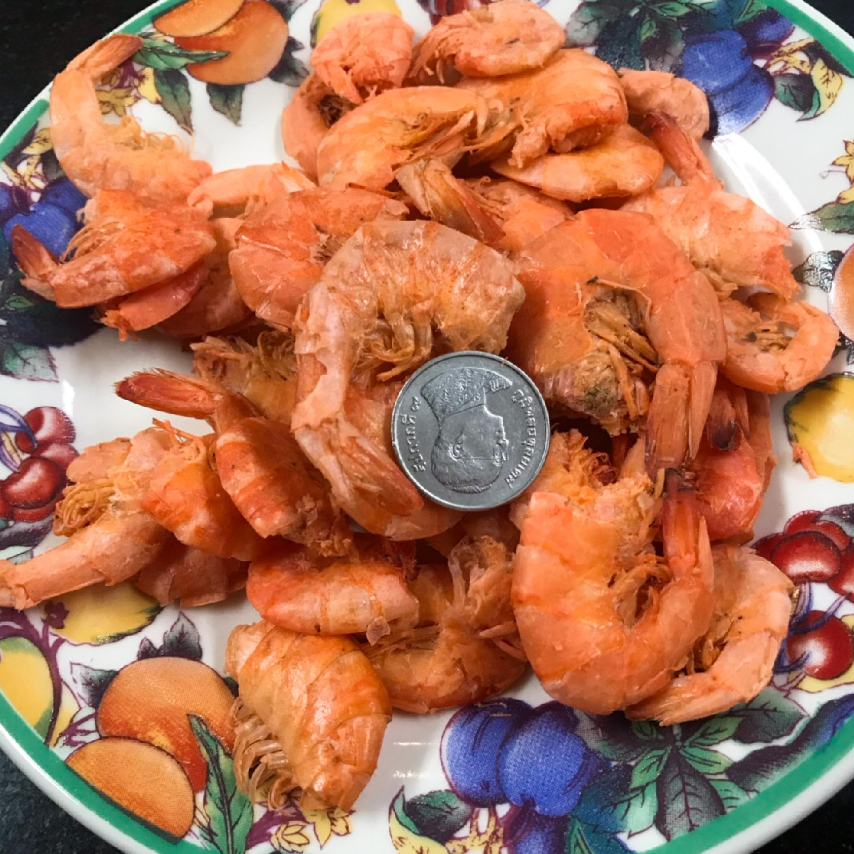 Dried Bang Jeud Shrimp (Big)