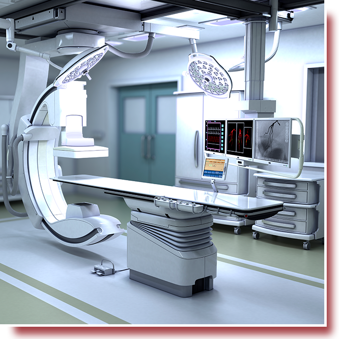 SONY Interventional Radiology Imaging