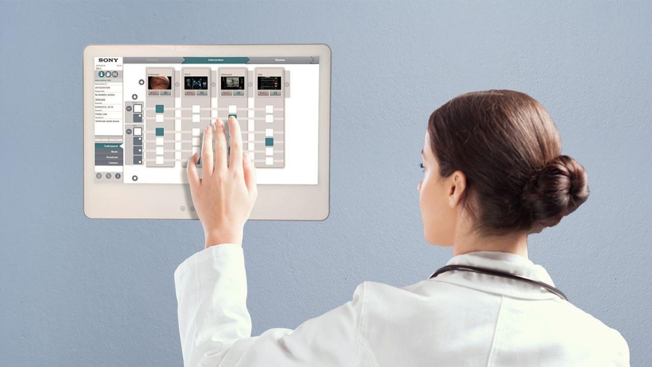 NUCLeUS™: ประหยัดกว่ากับการบริหารจัดการระบบภาพภายในห้องผ่าตัด