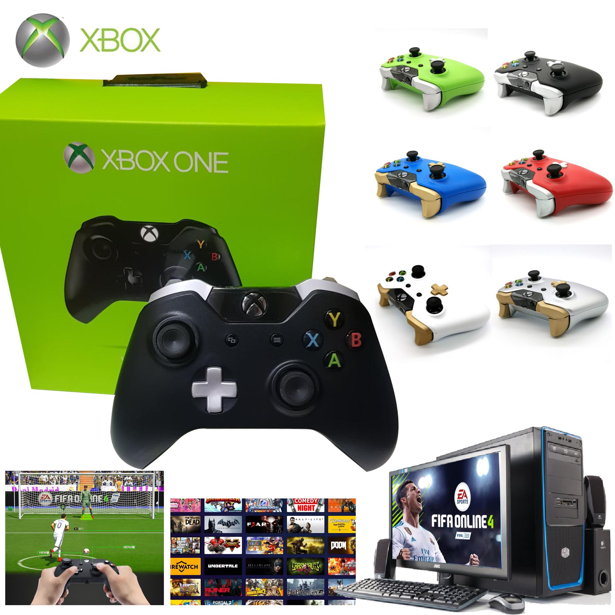 จอย xbox one controller กล่องเขียว