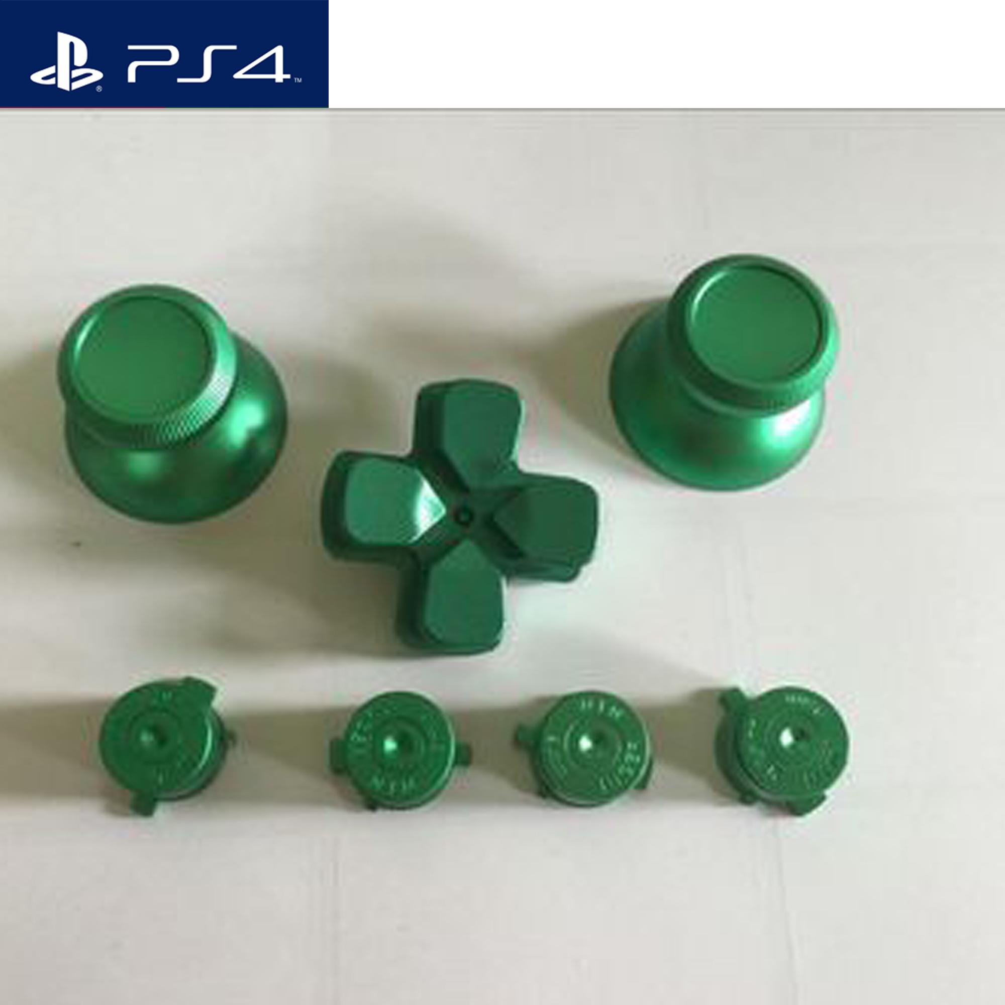 อะไหล่ ps4 ชุดอะลูมิเนียมสี เขียว